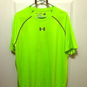 Under Armour combine workout shirt